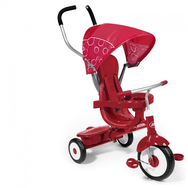 radio flyer tricycle review