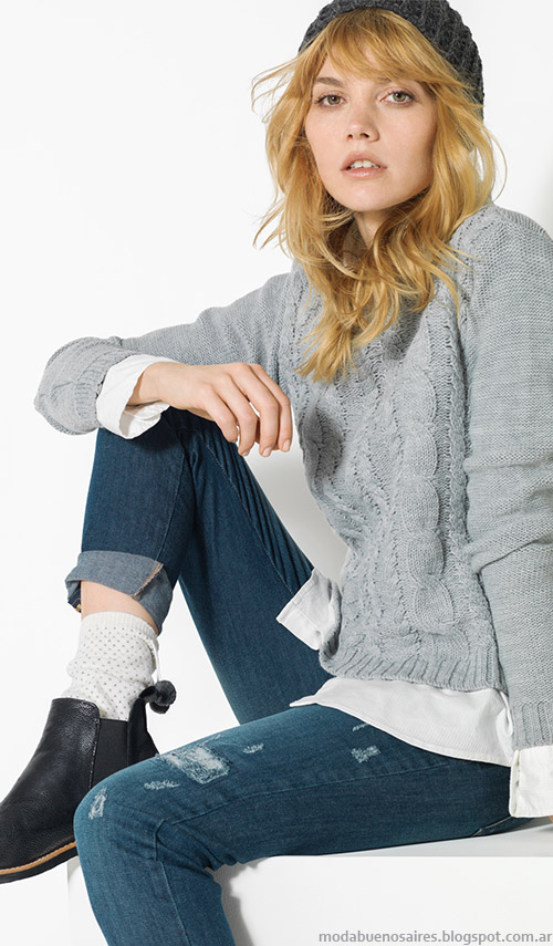 Sweaters invierno 2015 Yagmour.