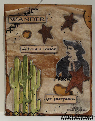 Artistic Outpost Stamp sets: Wander and Dream