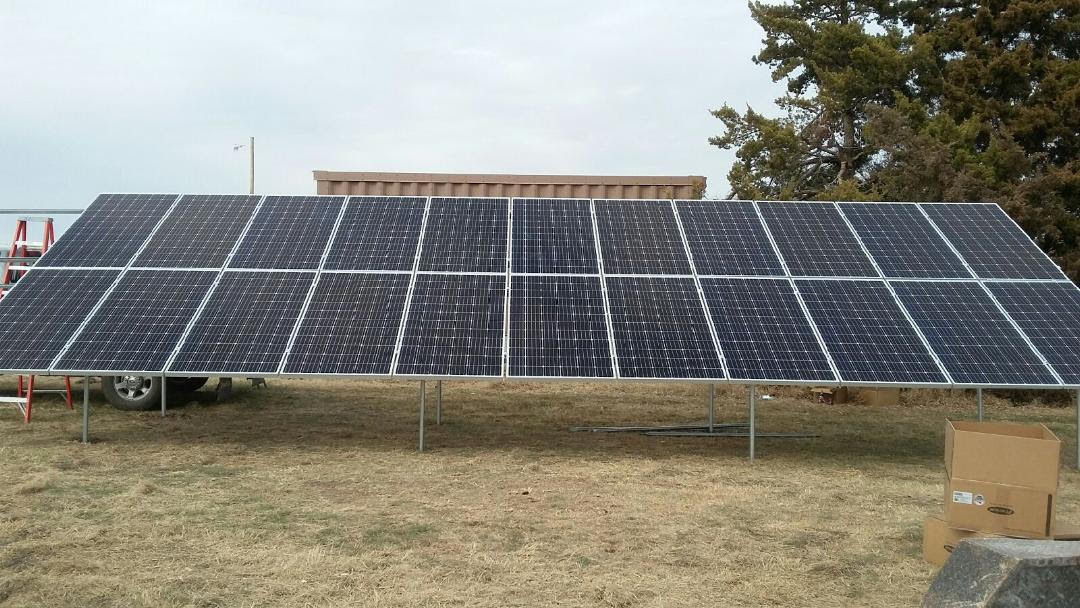 Solar Kits $18,500 installed or $13,500 you install