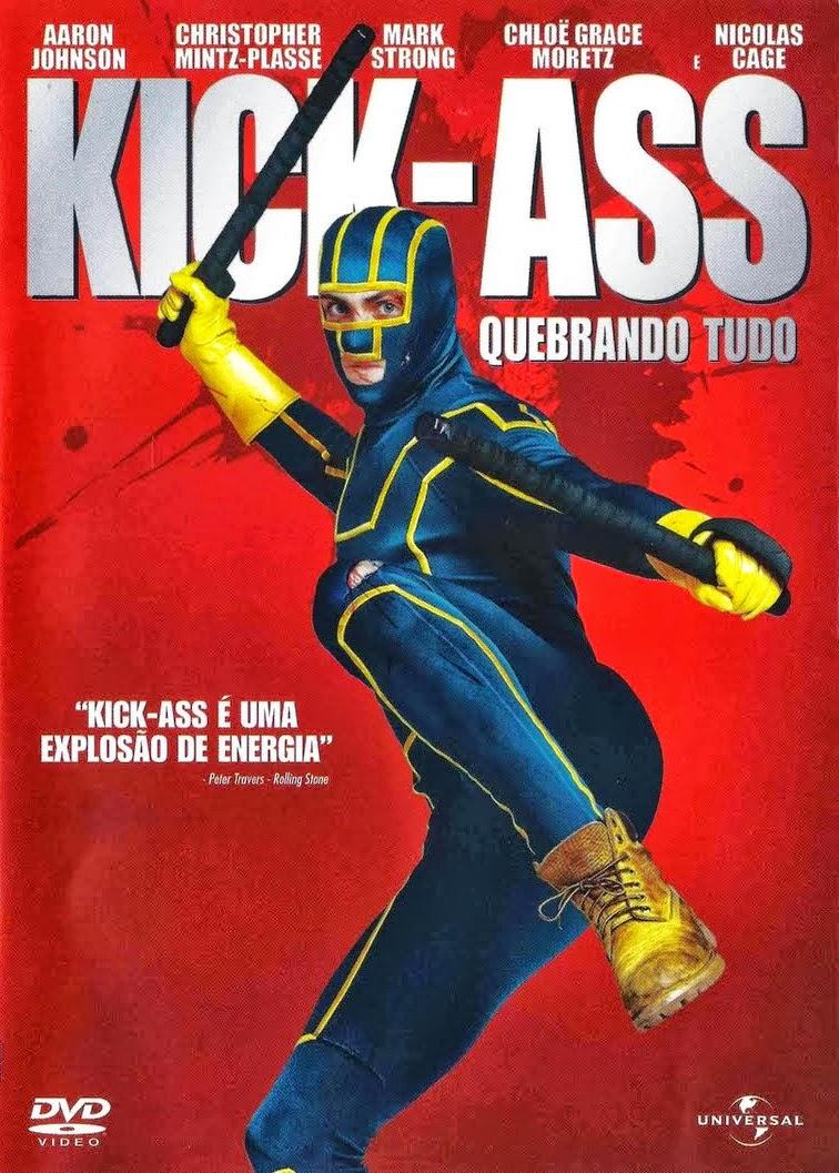 Kick-Ass: Quebrando Tudo – Dublado (2010)