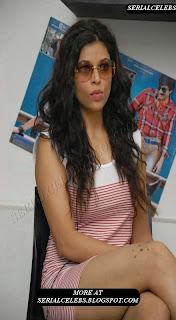 Jyothi Rana thigh show