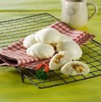 Resep Kue Bakpao Mini Isi Ayam Udang