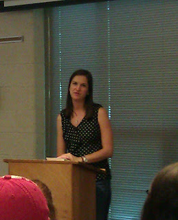 Event:  Sarah Dessen Book Tour