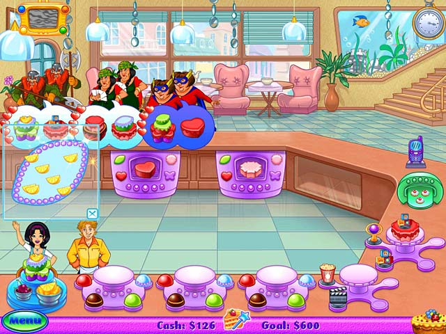 Cake Mania 5 Setup Download For Free