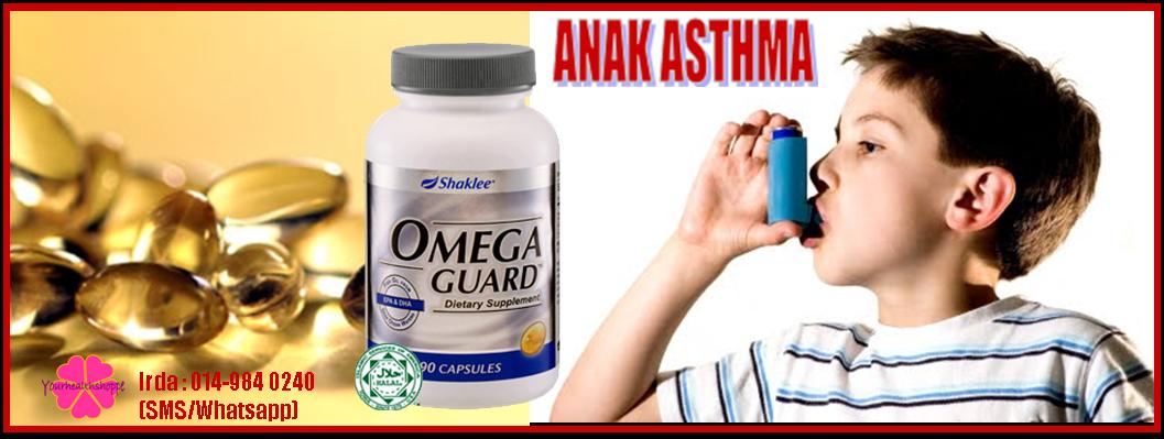vitamin untuk asthma