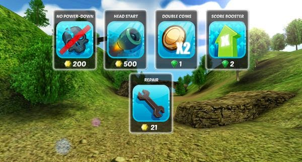 Escolha uma habilidade se desejar e se prepare para o desafio de Wings on Fire!