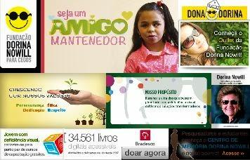 FUNDAÇÃO DORINA NOWILL PARA CEGOS