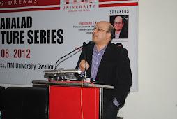 3rd CK Prahalad Memorial Lecture