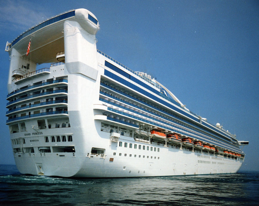 See The Grand Princess Transform Infront Of Your Eyes Cruise1st Blog