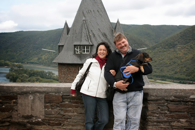hiking the Rhine in Germany - The Tipsy Terrier Pub Blog