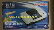 AIRPUMP ACDC 6602A  AMARA