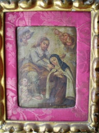 """Web """"Amigos Fuertes de Dios"""" dedicado en especial a Santa Teresa de Jesús"""