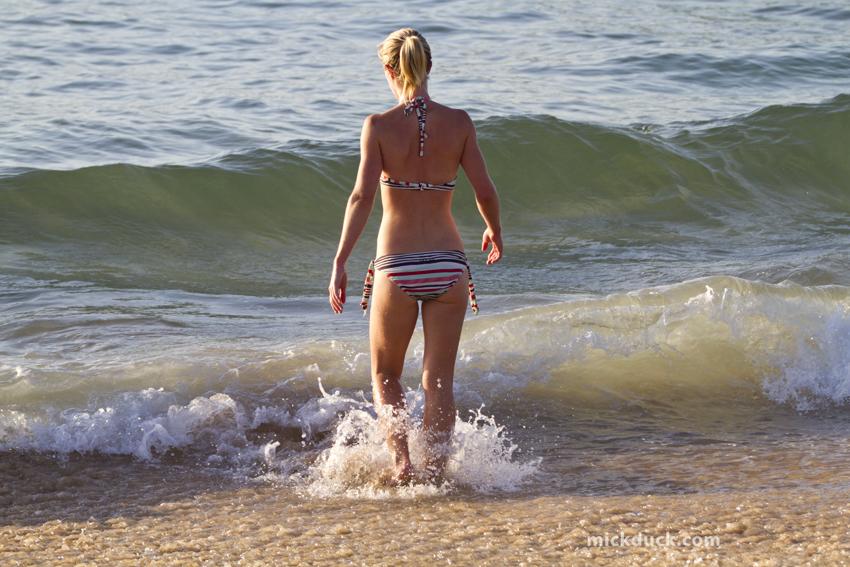 Sexy Swimmer at Bondi