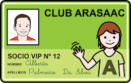 Somos Socios Vip del Arasaac