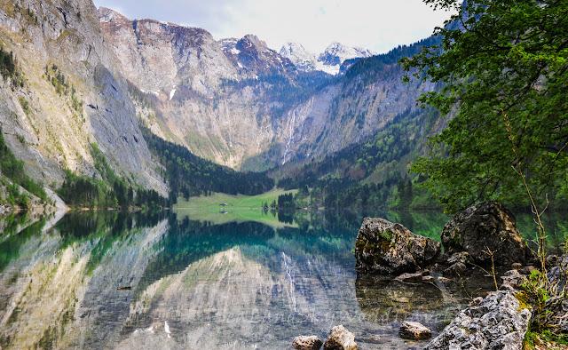 德國, 國王湖, Konigssee, Obersee