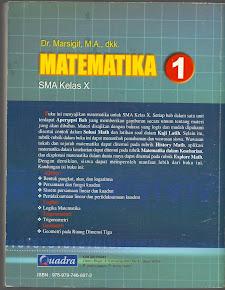 Textbook SMA X