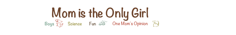 Mom is the Only Girl