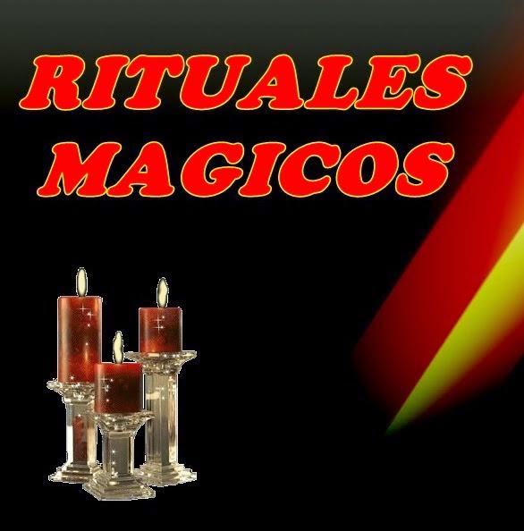 RITUALES MAGICOS