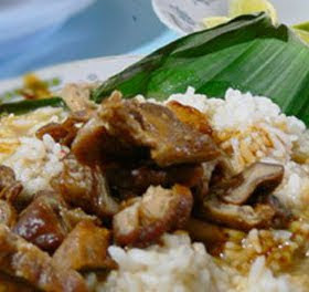Resep Masakan Nasi Gandul Khas Pati