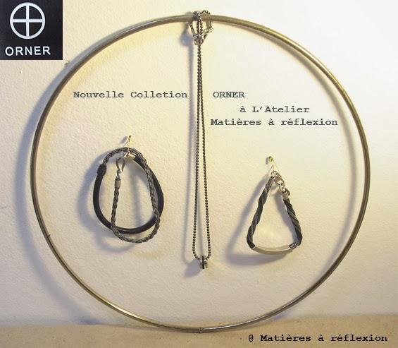 Collier et bracelets Orner