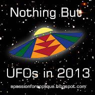 2013 UFO's
