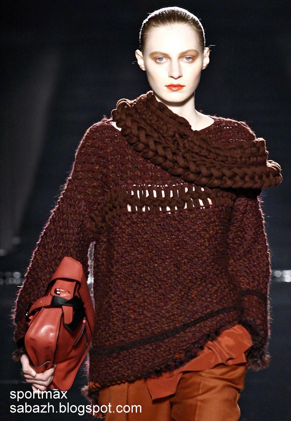Sportmax осінь-зима 2011/2012