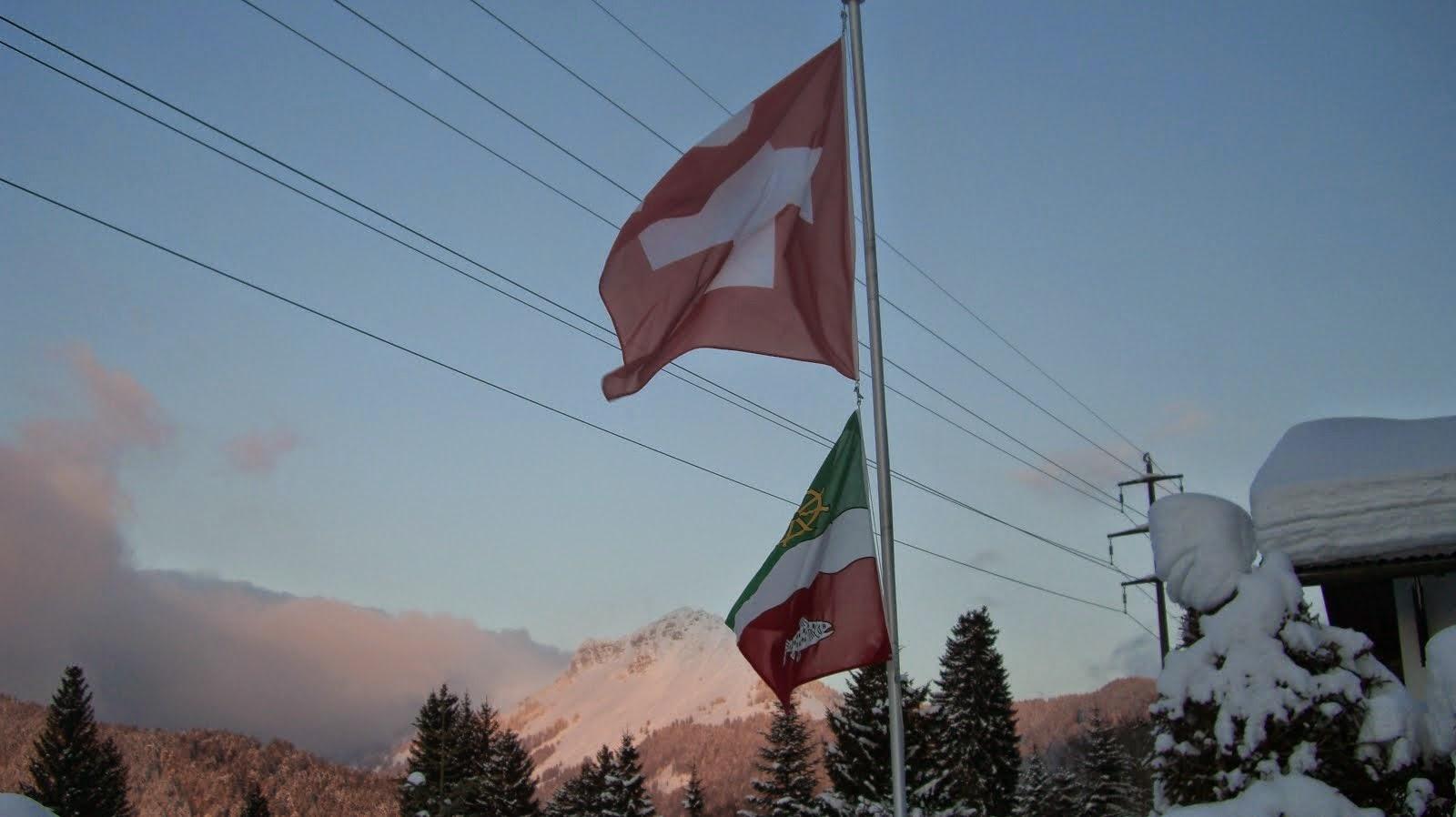 Un drapeau connu...