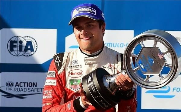 ePrix de Long Beach de Fórmula E Nelson Piquet Jr.