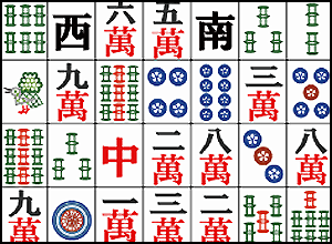 Mahjong Sichuan