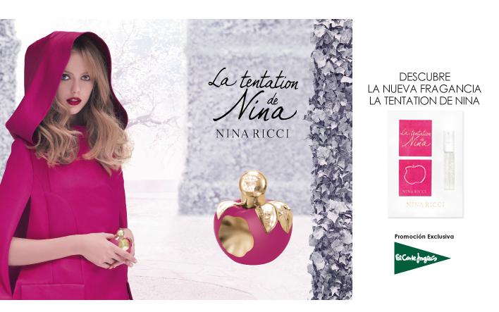 Muestras Gratis Del Perfume Nina Ricci La Tentación De Nina