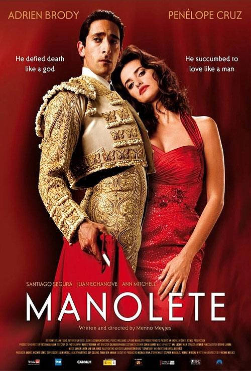 Manolete poster