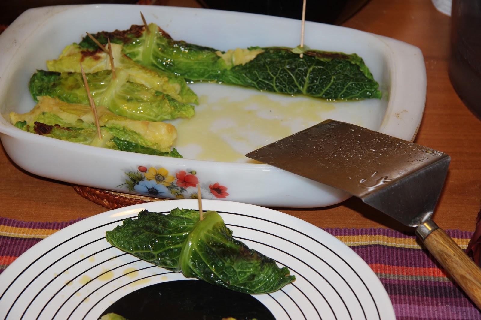 Ricette con verza verde