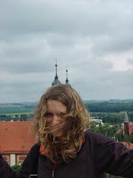 moje włosy w 2005 gęstość była ale te pasemka grrr, włosy wyraźnie bez życia, zero blasku.