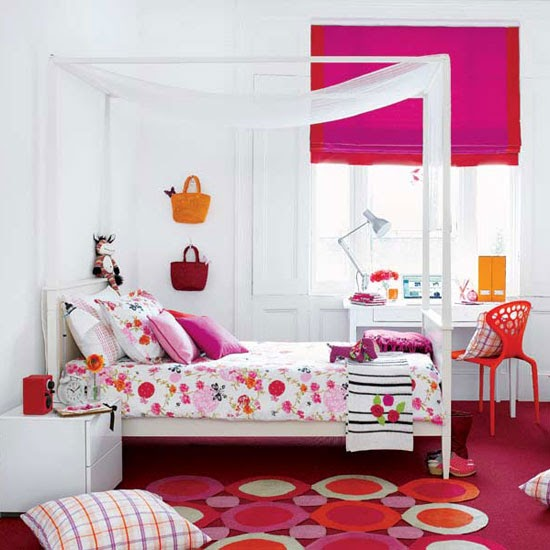 Home Plans: Teen Bedroom Decorating Ideas Design
