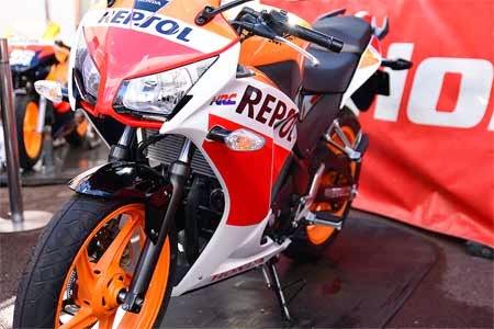 All New Honda CBR Repsol