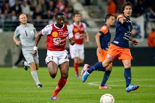 Défaite 3-1 du Stade de Reims face à Montpellier