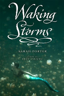 Cover Reveal: Waking Storms by Sarah Porter