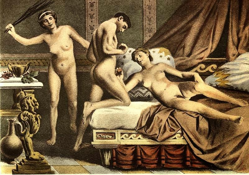 Literary erotic literature