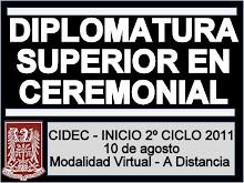 Diplomatura a Distancia 2011. Abierta la inscripción.
