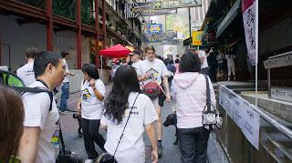 (Hong Kong) - Have a break at Lan Kwai Fong