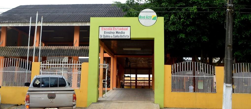 Escola Djalma C. Batista - Ensino Médio - Tarauacá