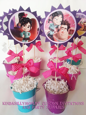 Wreck-It Ralph Vanellope Party Supplies