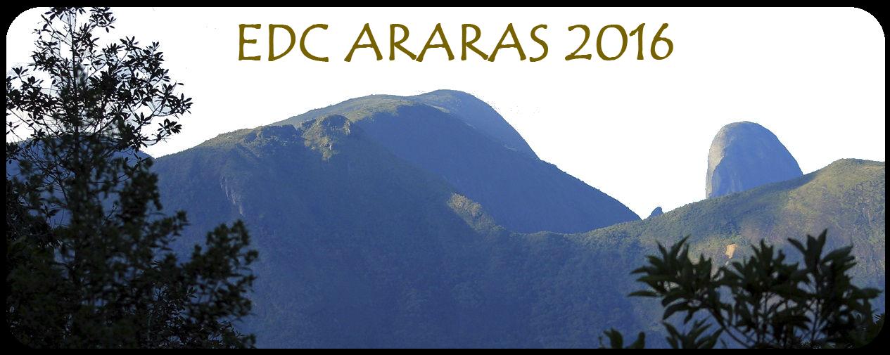 EDC ARARAS 2016