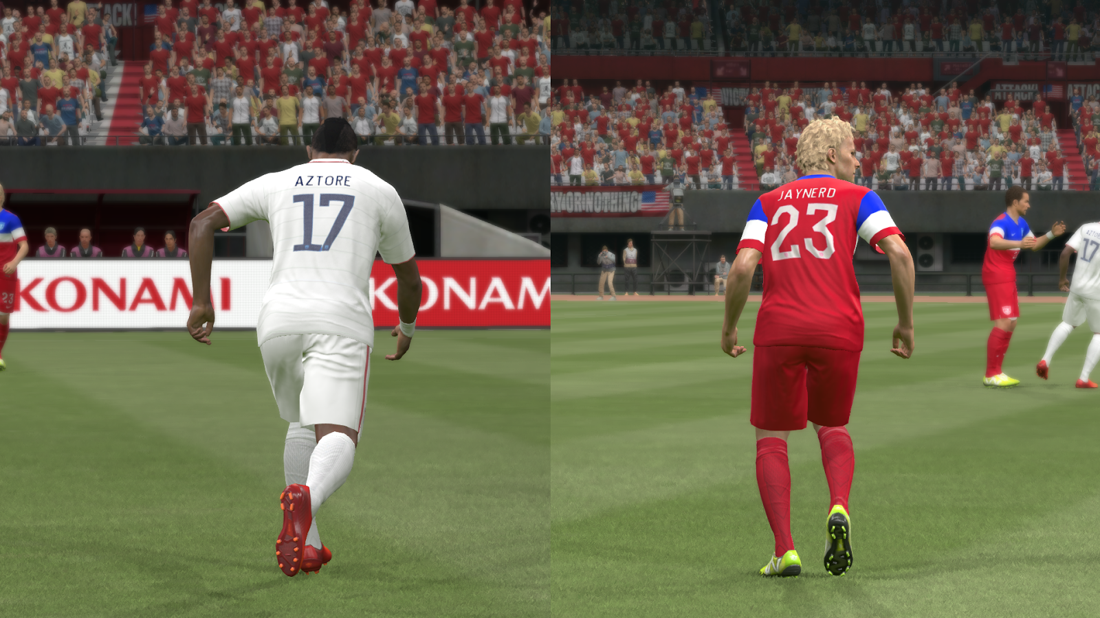 PES 2015 United States Kits 2015 by Pasaco2009