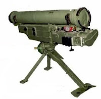 AT-7 (Saxhorn) / 9M115 (Mongrel) anti tank
