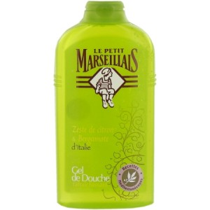 Speed review le petit marseillais gel de douche zeste de for Decoration zeste de citron