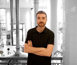 Entrevista al arquitecto eugeni bach de A&EB por SF23 Arquitectos