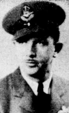(C/21305) Flight Lieutenant Horace Brougham 'Pat' Hillcoat, A.F.C., A.F.M.