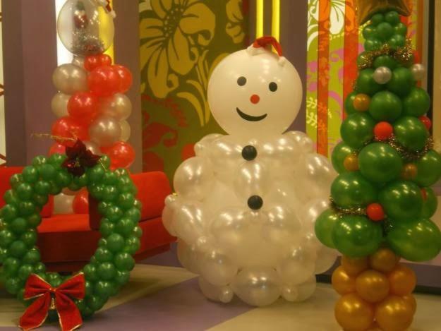 decoracion de fiestas de navidad